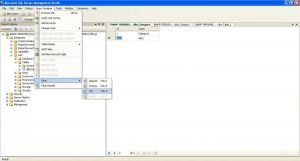 How to edit more than 200 rows in SQL Server Management Studio 2008 2