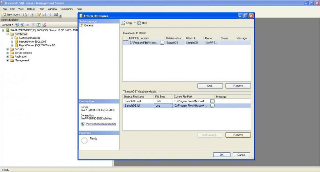 How to Clear Transaction Log in SQL Server Database