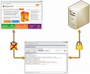 Burp_Security_Warning