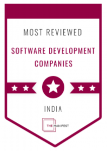 The Manifest Crowns InApp as India's Most Recommended Software Developer for 2021