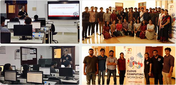 InApp Hosts Workshop on Cloud Computing